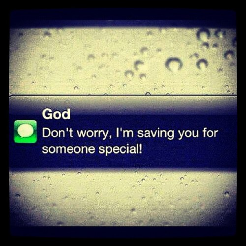 soounpredictable:  #God #believe #bepatient (Taken with Instagram)