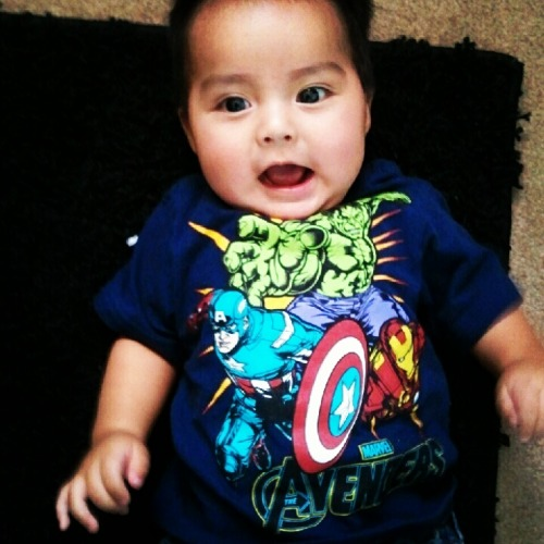 ilovesuperheroshirts:  Thanks @domasanchez On Instagram  #superfamilysundays