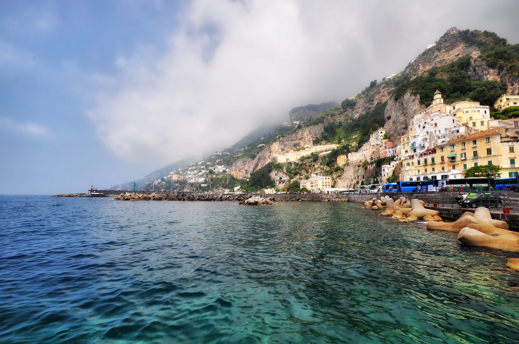 Beautiful Amalfi Coast (by Seth Oliver Photographic Art)