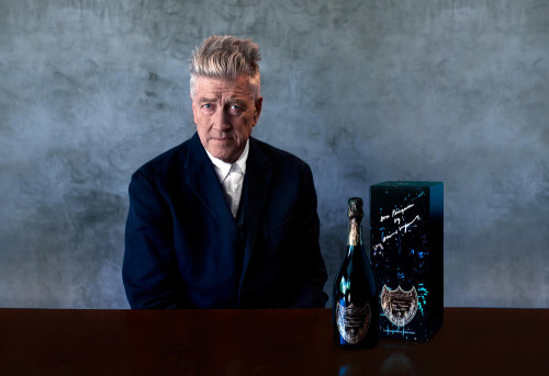 wandrlust:  Dom Pérignon by David Lynch