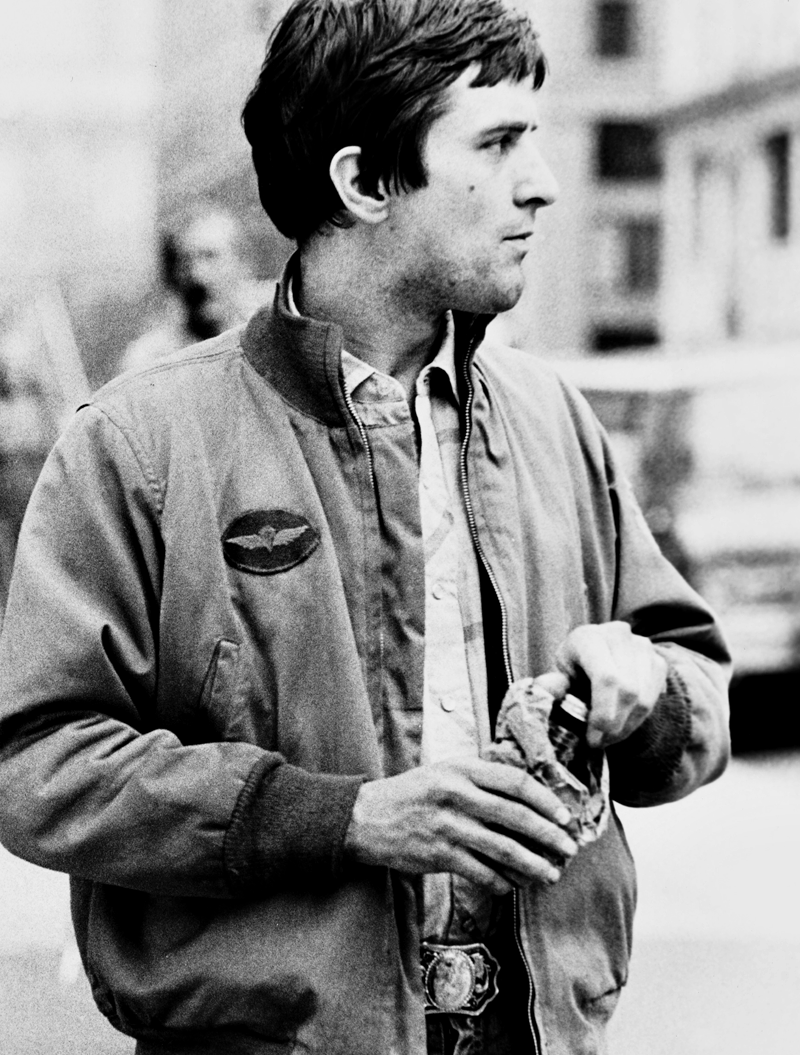 themoviebrat:  Behind The Scenes: Taxi Driver