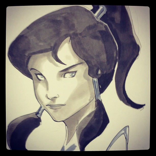 Korra (Taken with Instagram)