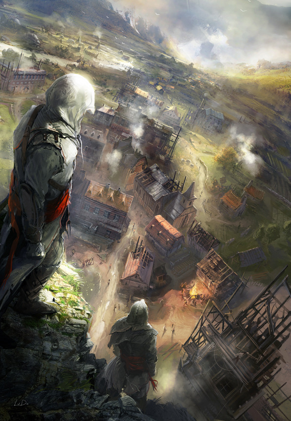 gamefreaksnz:  Assassin's Creed Utopia coming to mobile  Ubisoft and GREE have announced a new mobile game called Assassin's Creed Utopia.