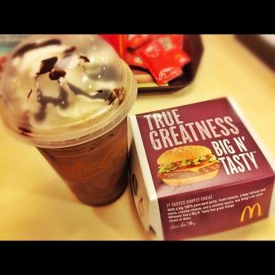 BigNTasty! @maxenemagalona's favorite. Ü ❤😊😉❤ #mcdo #food #iphoneonly #bestoftheday #all_shots #gang_family #picoftheday #instafood #instagood #iphonesia #igerspinoy #igersbatangas  (Taken with Instagram)
