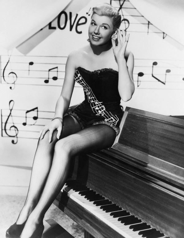 theniftyfifties:  Doris Day