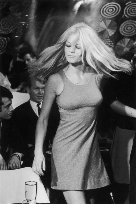 virtual-vintage-clothing:  Brigitte Bardot dancing, 1960s