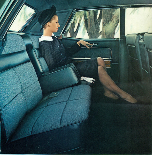 1966 Lincoln Continental Interior  by coconv on Flickr.1966 Lincoln Continental Interior