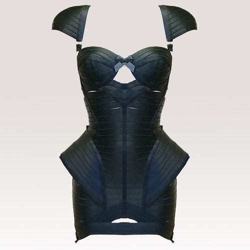 wantering:  Bordelle Voyeur Angela Dress