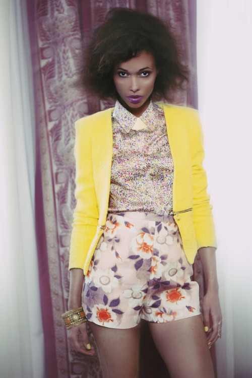 blackandkillingit:  blackfashion:  http://fashizblackdiary.tumblr.com/  Black Girls Killing It Shop BGKI NOW