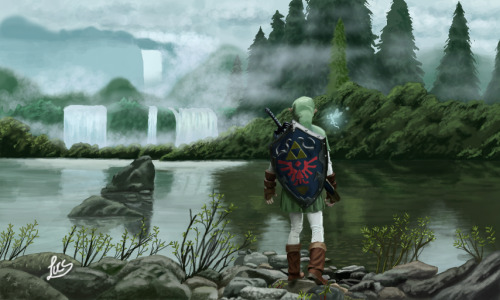 tinycartridge:  Wow, someone made this amazing Legend of Zelda piece in Colors 3D, the eShop painting application (based on this awesome photo captured by The Zelda Project). If someone like Lucsdf can create this on the 3DS's small touchscreen, I imagine they'll be able to make even more impressive stuff with the 3DS XL's less cramped display. Nintendo must have the same idea, as it will release New Art Academy, another entry for its drawing and painting tutorial series, soon in Japan and Europe. Buy: Nintendo 3DS console (Flame Red, Pearl Pink, Black, & Blue) Find: Nintendo DS/3DS release dates, discounts, & more See also: More Colors 3D news and media