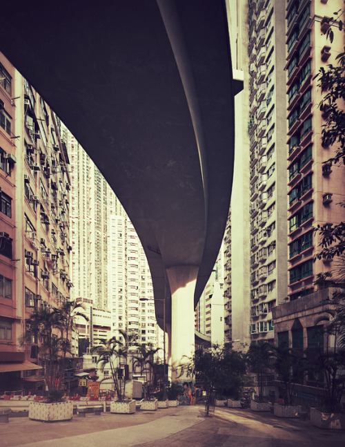 Hong Kong photographed by Fersy Undesirable or sublime? It sure is a fine line.