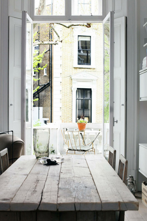 myidealhome:  this table (via desire to inspire)