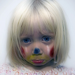 Sad Clown by ::big daddy k:: on Flickr.sad sad sad