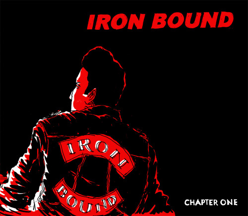 Read the first chapter of Brendan Leach's in-progress graphic novel Iron Bound.
