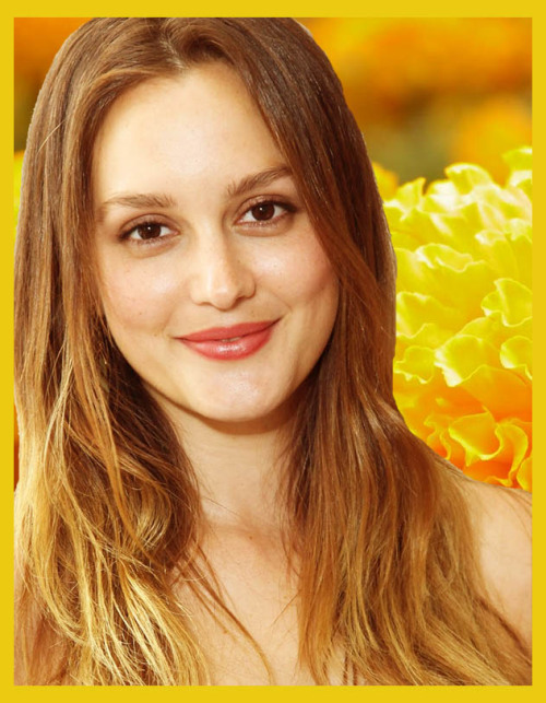 Marigold  5/25 Leighton with flowers (x)