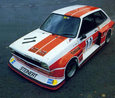 vs-design:  1978 Ford Fiesta Mk1 1100 Group 5