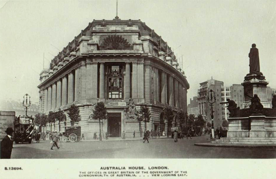 The Australia House, London
