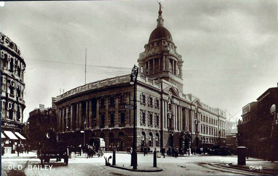 The Old Bailey, London
