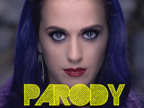 Click HERE to see my new Katy Perry Wide Awake music video PARODY! Let me know what you think! :D