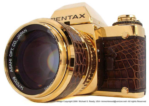 Today is world Pentax day! Strap up get out there and start shooting!