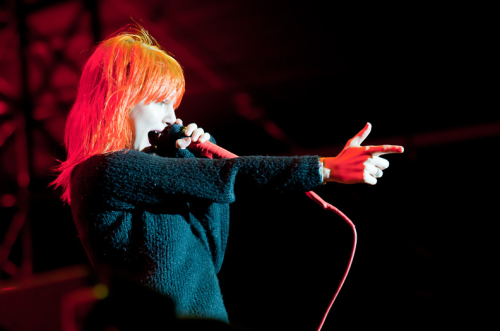 90/100 favorites photos of Hayley Williams (♫♪♫)