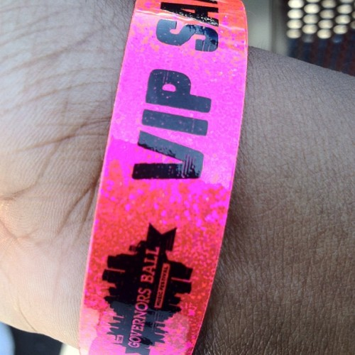 #GovernorsBall music festival… Mainly here to se CUDI!!! 👊👊🔫 (Taken with Instagram)