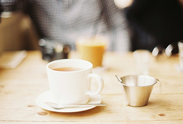 eternityonwings:  a cup of tea* by kero* on Flickr.