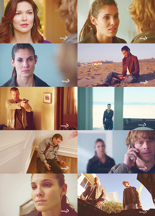 marap:    TOP FIVE NCIS: LOS ANGELES EPISODES[ in no particular order ] + 3x17: Blye, K. Part II September 21, 1996. Promise me you'll always remember this: No matter how far away I am, my home is wherever you are, baby girl. Wherever you are.