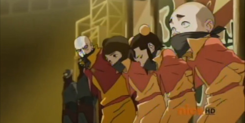 ruthedotcom:  THIS PART, THOUGH. WHEN TENZIN AND HIS FAMILY WERE UP ON STAGE AND TENZIN WAS STRUGGLING.  SCREAMING. LITERALLY SCREAMING. I THOUGHT THEY GOT AWAY?????? DID LIN SACRFICE HERSELF FOR NOTHING????? meelo should have fart bended away  all of there faces are soo sad