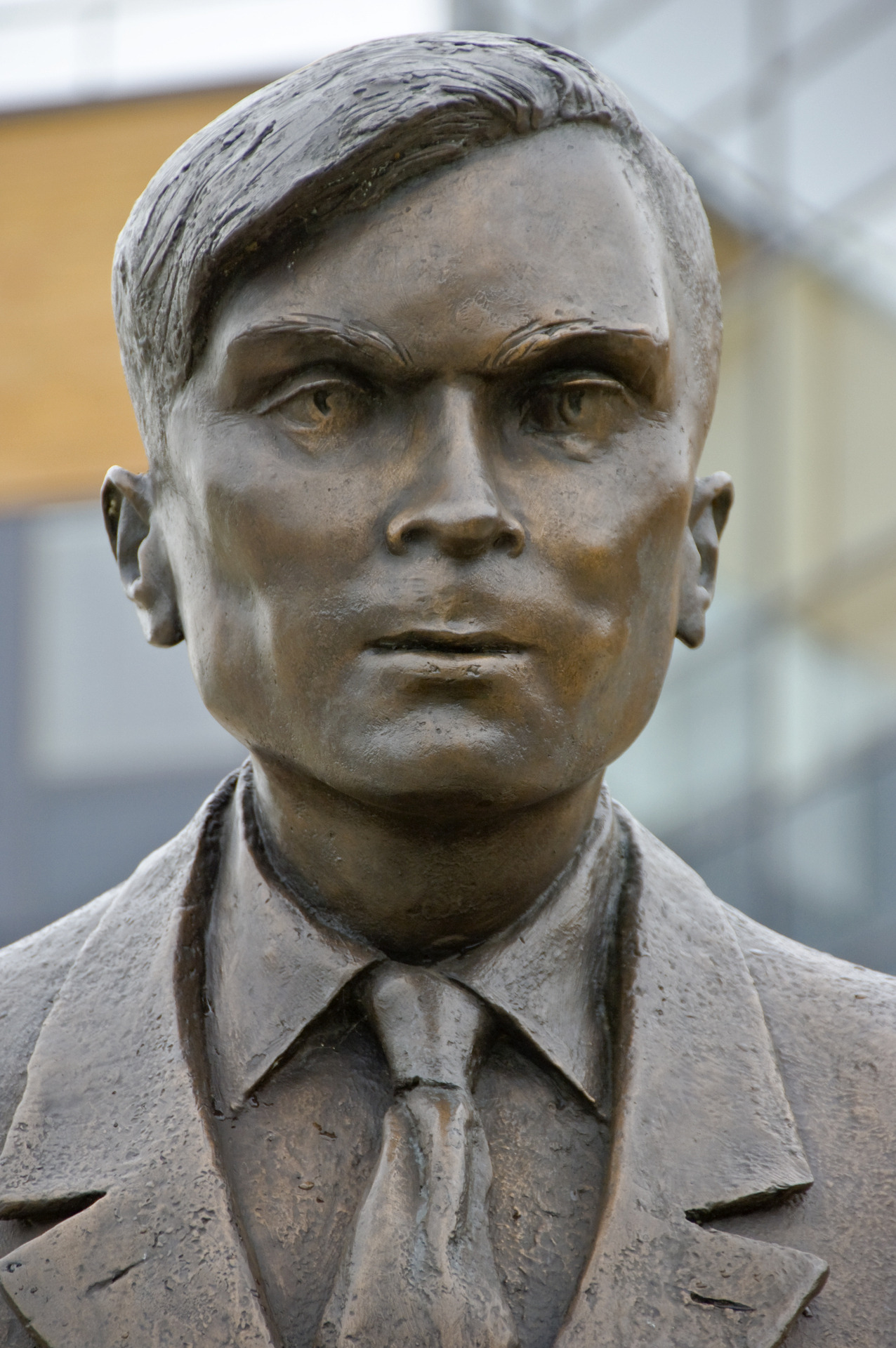 Alan Turing (1912–1954), World War II codebreaker, pioneer of computer science, convicted for gross indecency for having a relationship with a man in 1952, cruelly punished with hormone injections which many believe led him to commit suicide in 1954.  If you are in the United Kingdom, sign the petition to have Alan Turing on £10 notes.
