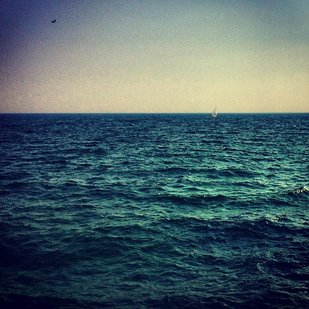 #toronto #lakeontario #boat (Taken with Instagram)