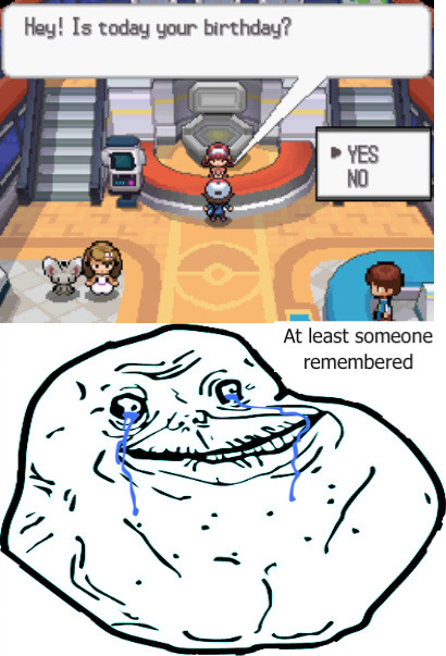 ircimages:  Pokemon Black, never leave me?
