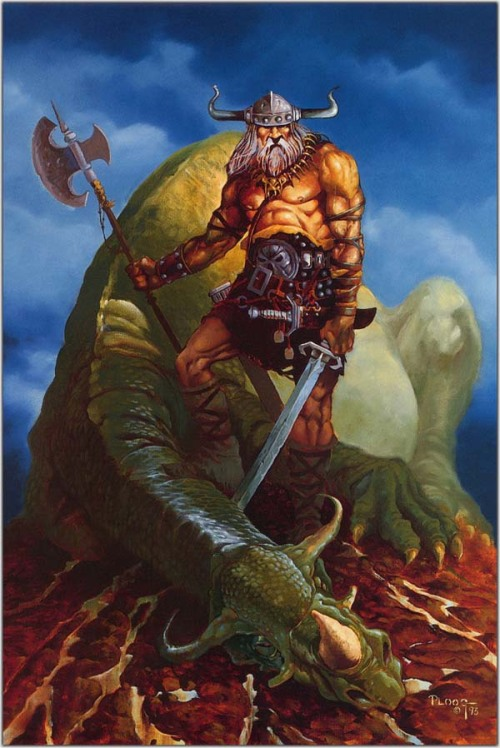 — michael ploog the last hunt