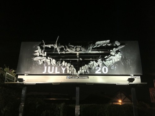 'Dark Knight Rises' Billboard Decays | /Film