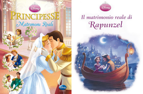 Principesse Matrimoni Reali - Part I (Pages 73-85) Cover || Cover Close-up || pg 73 || pg 74-75 || pg 76-77 || pg 78-79 || pg 80-81 || pg 82-83 || pg 84-85 || pg 86-87 || pg 88-89 || pg 90-91 || pg 92-93 || pg 94-95 || pg 96 || Back Cover  (Warning! the links above lead to VERY LARGE images, with the double pages at just under 4800 x 3300 pixels each) Principesse Matrimoni Reali - Part II (Pages 86-96) Rough Translations Source: Principesse Matrimoni Reali [mostly scanned, cover peiced together using zoom feature on Amazon.co.uk]
