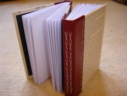 Stitched Notebook