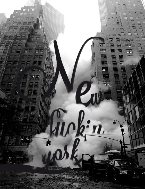 dopeshirt:  New York New York big city of dreams