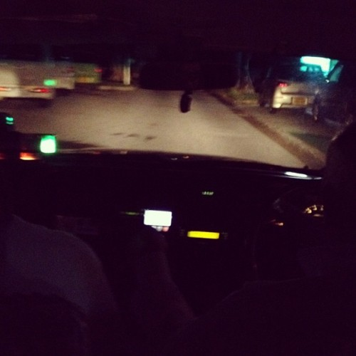 legitimusmaximus:  Cabby.  (Taken with Instagram)  Tight