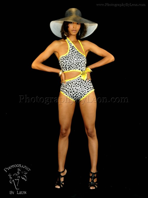 JB Couture by Judith Barnes Model: Angela