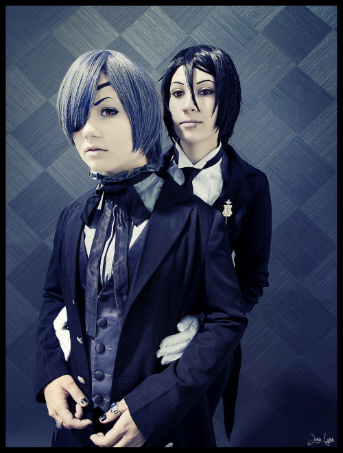 Black Butler: Master and Servant Shoot with Drew and Nat See this and more at my facebook page: http://facebook.com/sntp.m43