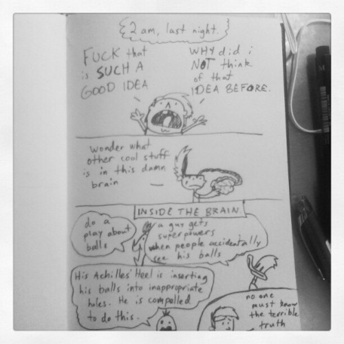 the late night creative process. (Taken with Instagram)