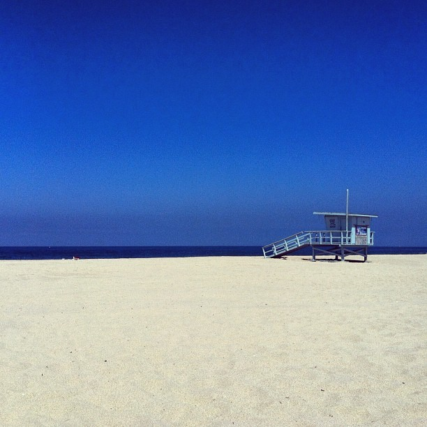 I have been waiting all week for this. #beach #hermosabeach  (Taken with Instagram at Pacific Ocean)