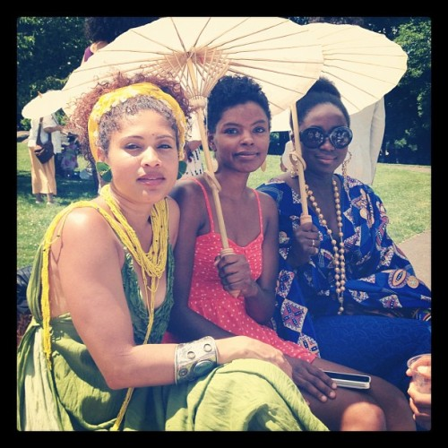 Belles of the afternoon ball (Taken with Instagram)