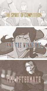 Legend of Korra-Season 1
