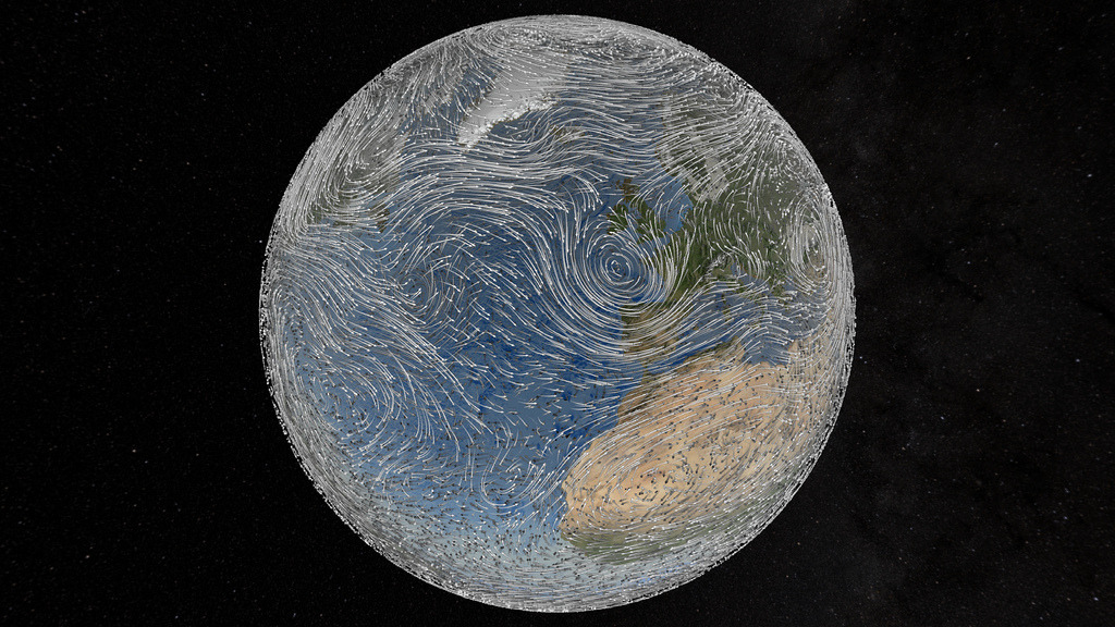 scipsy:  Dynamic Earth - Winds (via NASA)