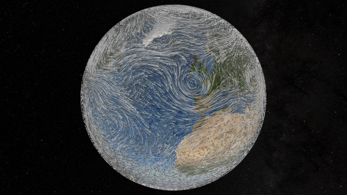Dynamic Earth - Winds (via NASA)