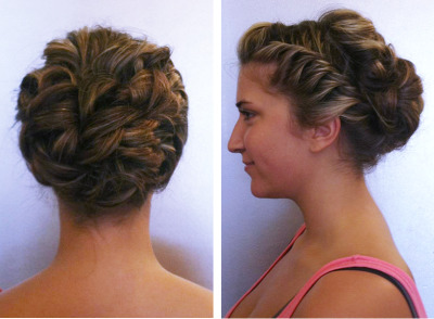 It's updo season!
