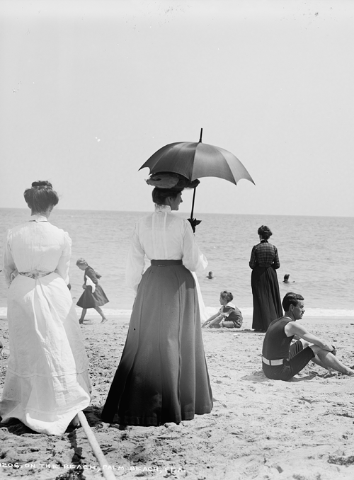 Palm Beach, between 1900 and 1906.