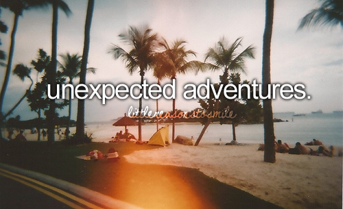 littlereasonstosmile:  The best kind of adventures♥