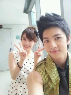 IU and Thunder I totally ship them :D